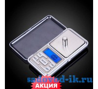 Портативные электронные мини весы Pocket Scale MH-200