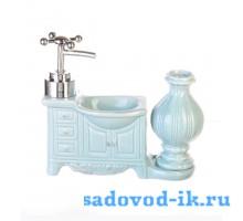 Аксессуар для жидкого мыла с арома керамикой