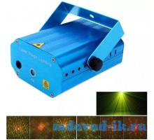 """Лазерный проектор мини """"Лазерное Шоу """""""