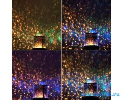 "Проектор звездного неба - ночник ""Звезды"""
