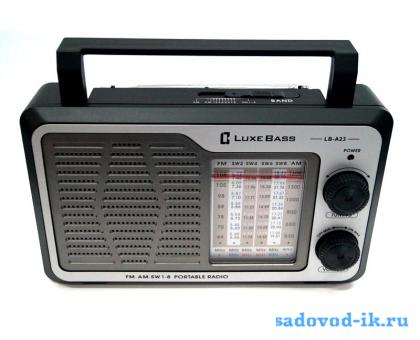 Радиоприемник Luxe Bass LB-A23
