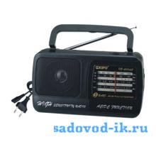 Радиоприемник KIPO KB-409АC