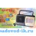 Радиоприемник KIPO KB-408АC