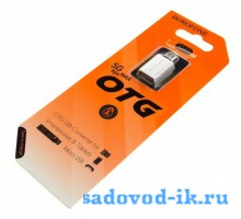 USB OTG адаптер BOROFONE BV2 Micro USB
