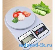 Весы цифровые кухонные Кроматек TH/SF-400