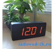 Часы-будильник настольные