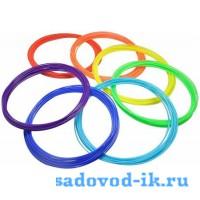 """Набор пластика АБС для 3д ручки """"Радуга"""""""
