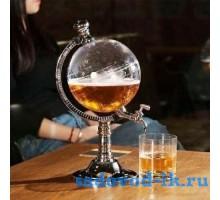 "Диспенсер для напитков Глобус ""Globe Drink Dispenser"""