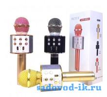 Караоке-микрофон беспроводной WS-858