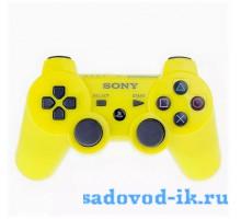 Джойстик Playstation Dualshock 3 (Желтый)