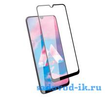 Защитное стекло 9D Samsung M20 (комплект 5 штук)