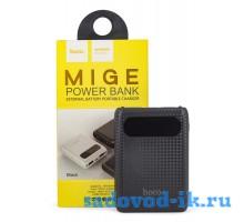 Внешний аккумулятор на 2 USB Hoco B20 Mige Power Bank 10000mah