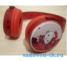 Детские беспроводные наушники Hello Kitty (модель BT002)